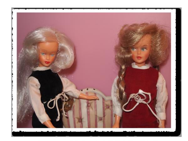 Tressy et Marylin