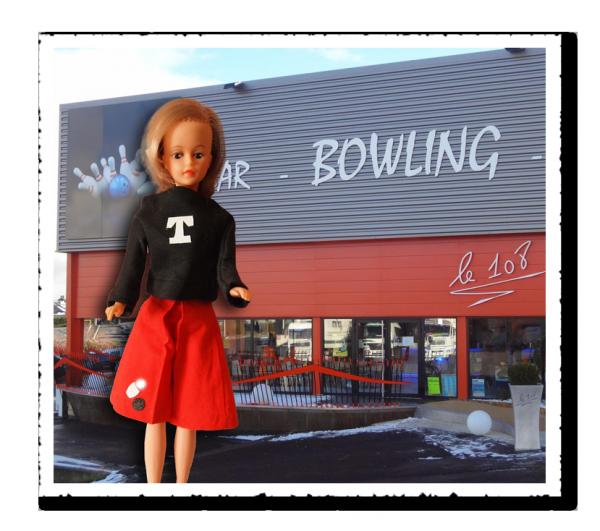 Tressy  en Bowling Beauty