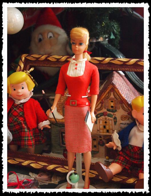 Barbie Swirl