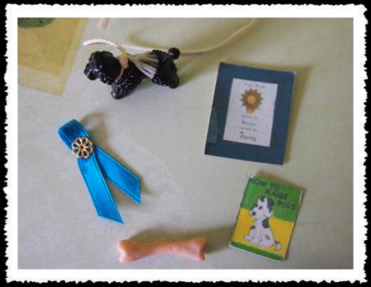 Tressy Blue Ribbon Winner