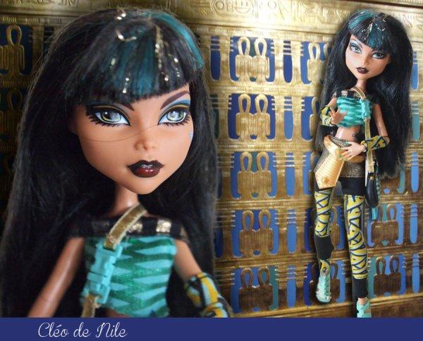 Quelques jolies Monster High