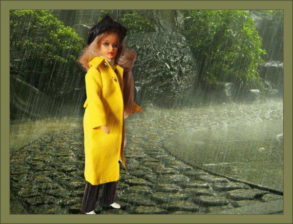 Il pleut encore et encore !