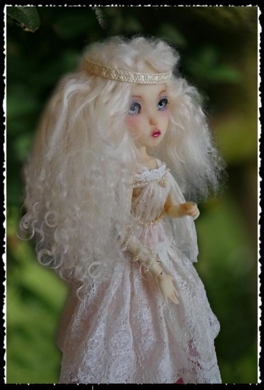 Nymphéas, la Dame du Lac