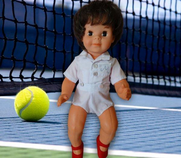 Partie de tennis