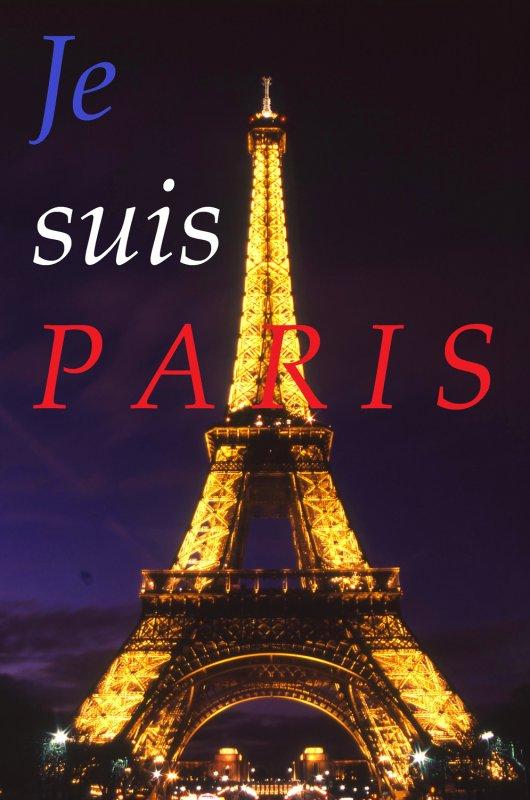 HOmmage à la France et Paris