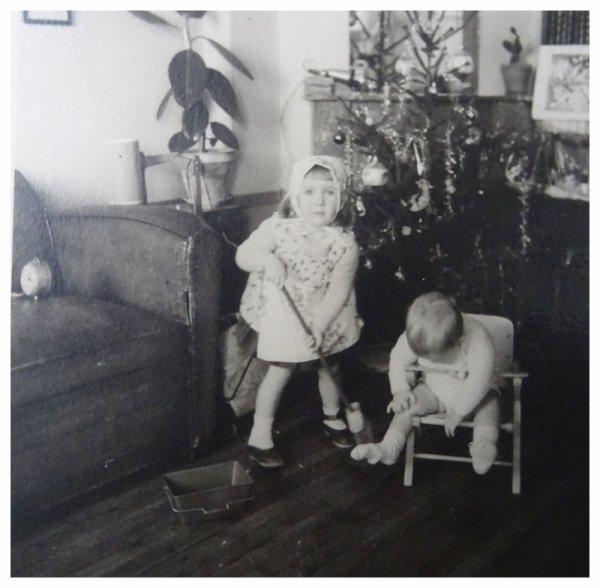 Noël dans mon enfance