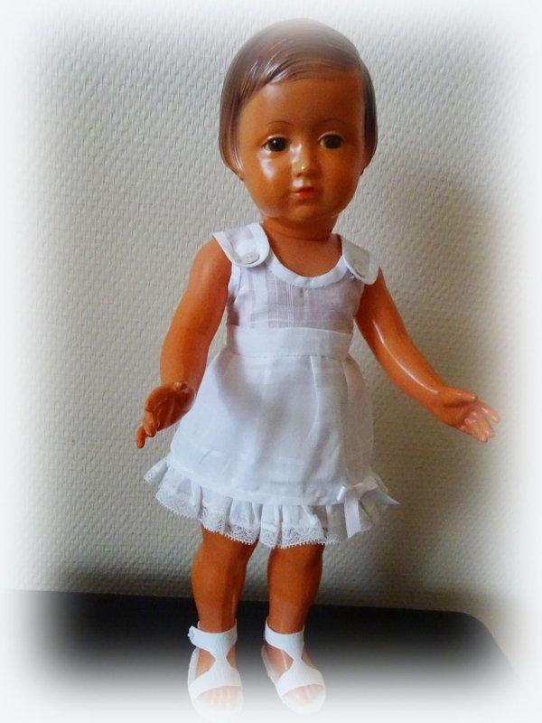 Françoise et ses sous-vêtements