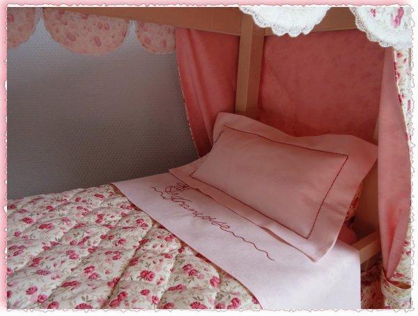 Le lit à baldaquin de Françoise 1ère partie