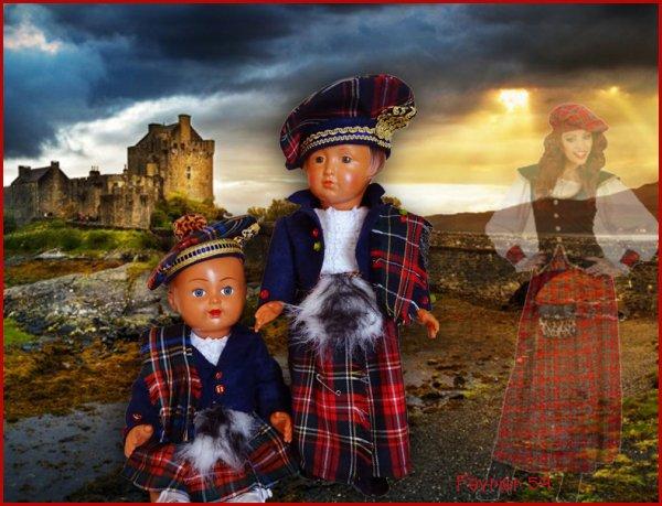 Voyage dans les Highlands
