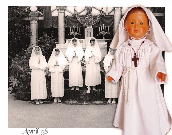 Communion en mai