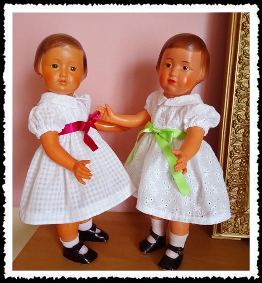 les filles papotent (juin 58)