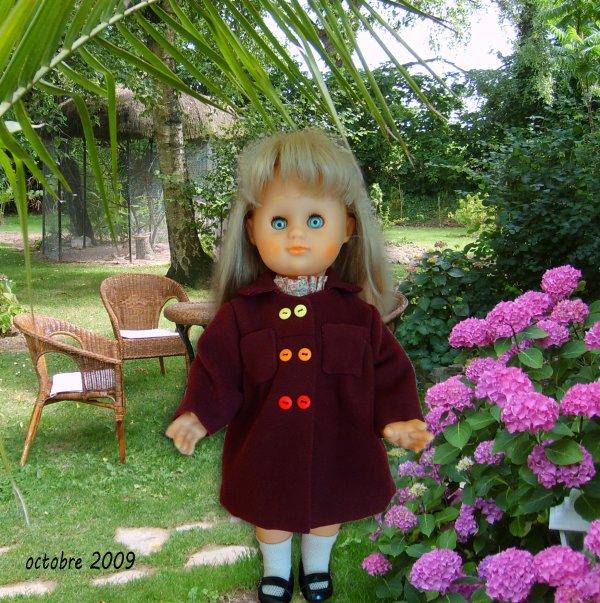 1er manteau pour Emilie