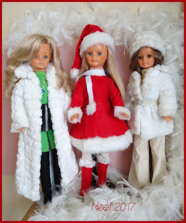 Mère Noël et ses copines