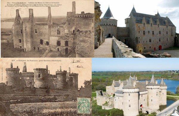 Suite  des vacances d'Emilie en Bretagne