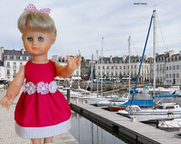 Suite des vacances bretonnes