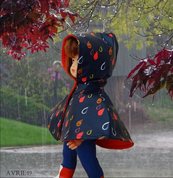 Un peu de pluie pour cette fin avril