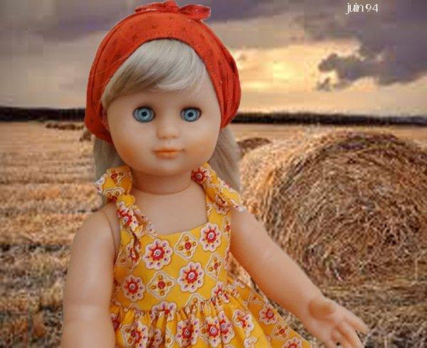 Sur un air de blé provencal