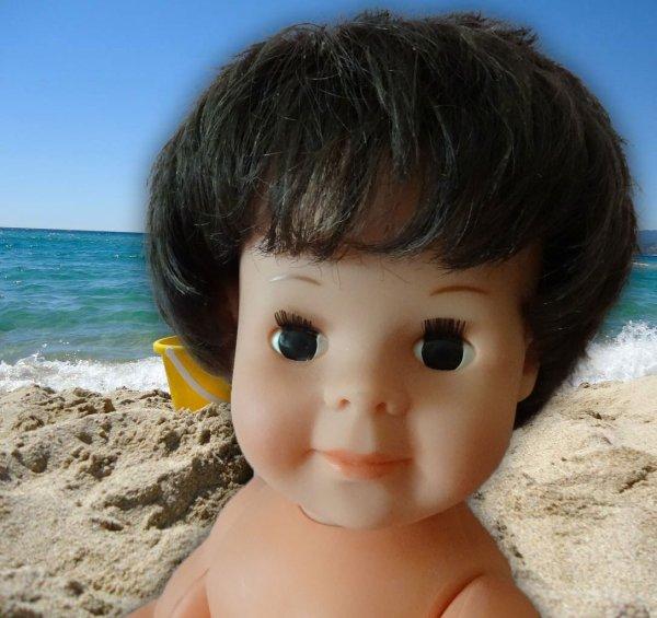La plage pour Michel
