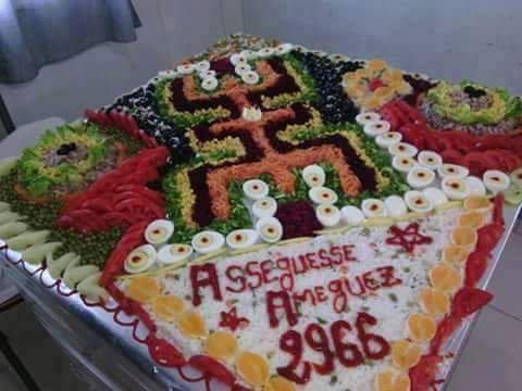 Assegass amgass i yuk imazighen Bonne année à tout les berbères