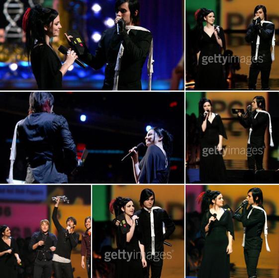 31 Août 2006 : MTV Video Music Awards 2006 (New York)