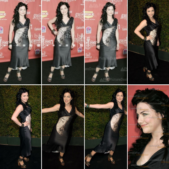 19 Octobre 2007 : Spike TV's Scream 2007 (Los Angeles)
