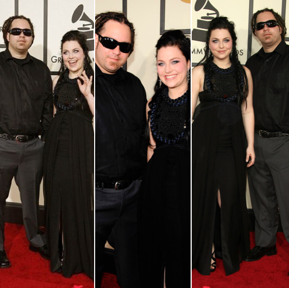 10 Février 2008 : 50th Annual Grammy Awards - Red Carpet (Los Angeles)