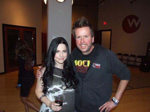 22 Août 2011 : Liberty Studios (TORONTO)