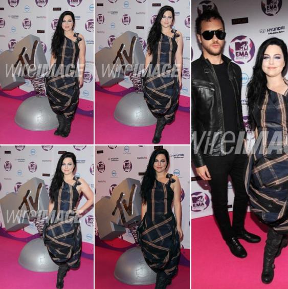 06 Novembre 2011 : MTV Europe Music Awards 2011 (BELFAST)