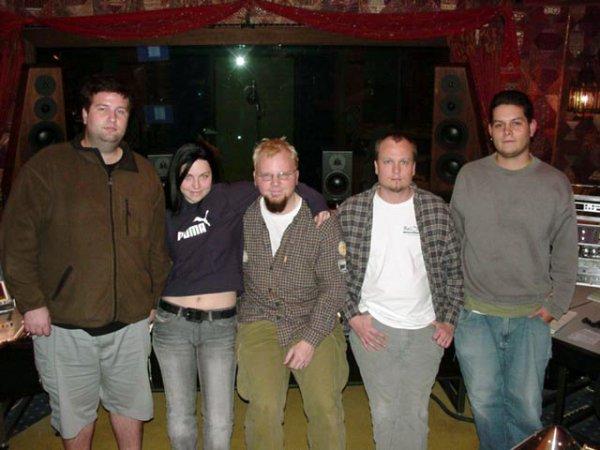 NRG Recording Studios (2002-2003)