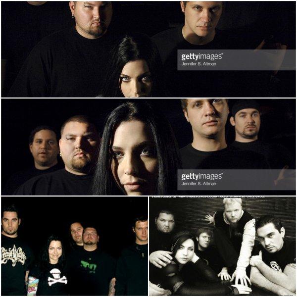 Rocky Gray avant Evanescence