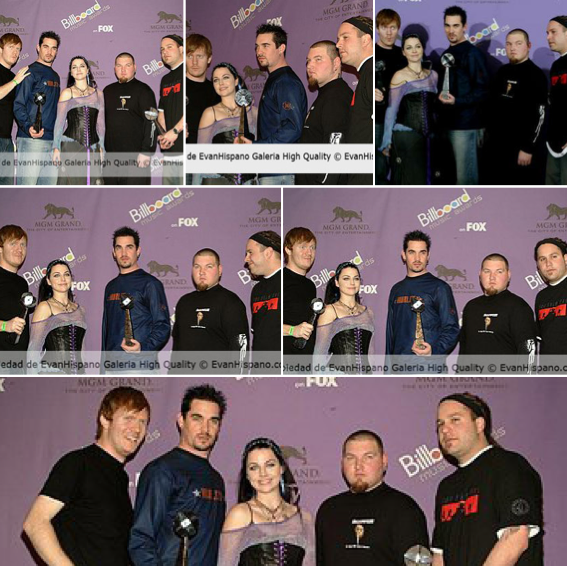 10 Décembre 2003 : The 2003 Billboard Music Awards (Las Vegas)
