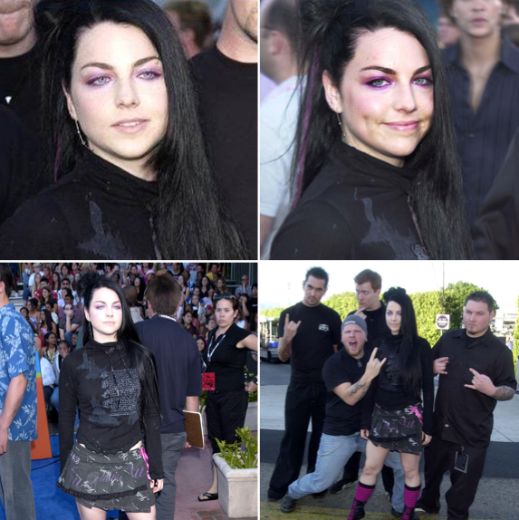 02 Août 2003 : The Teen Choice Awards (Universal City)