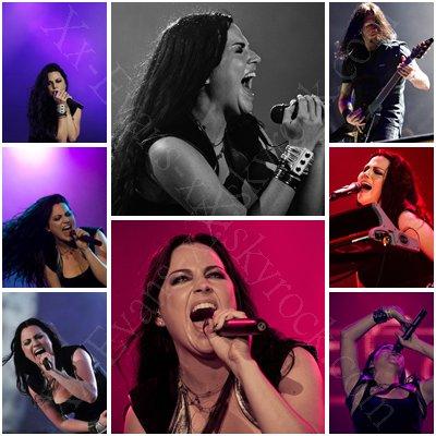 Evanescence au Rock In Rio 2011