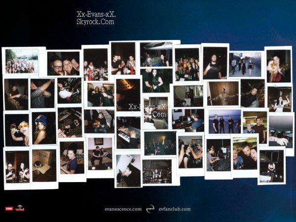 Photos du livret de l'édition deluxe