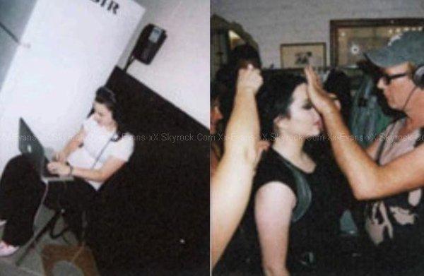 Photos du groupe inclus dans le livret de l'album (pas de c/c MERCI)