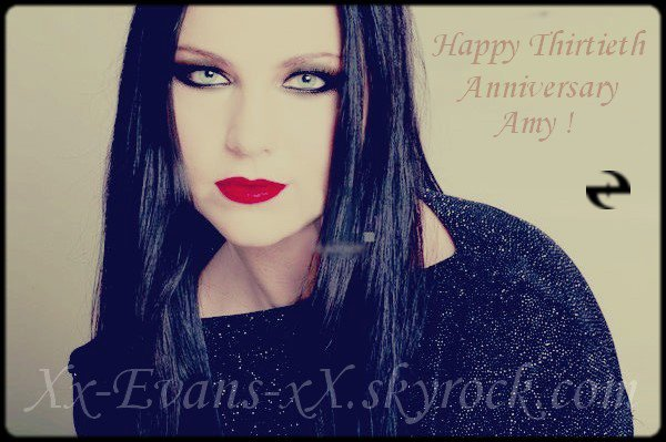 HAPPY THIRTIETH ANNIVERSARY AMY BY XX-EVANS-XX.SKYROCK.COM