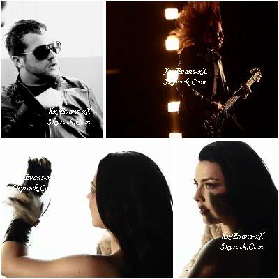 """Le 3eme single d'Evanescence sera : """"Made Of Stone"""""""