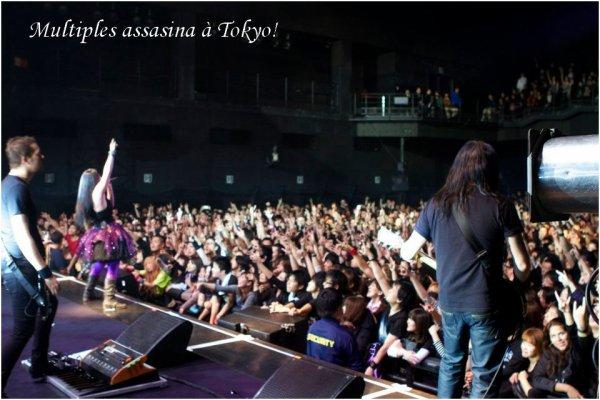 Quelques photos du groupe apparues sur FaceBook