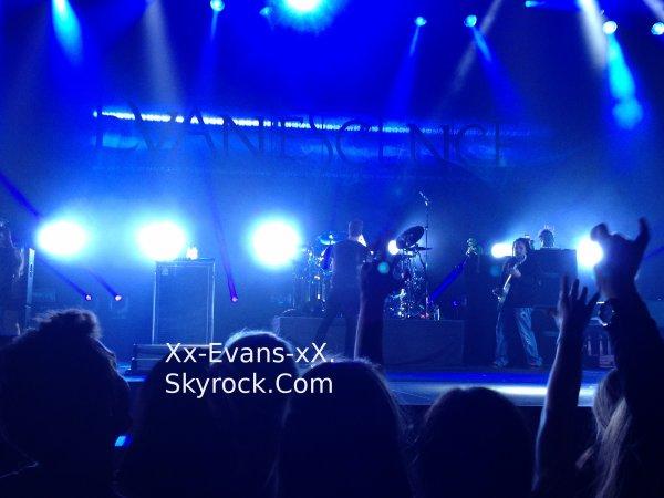 Review : Dernier Concert  à Londres - Wembley Arena 09/11/12