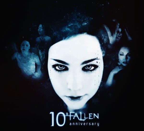 #WorldEvanescenceDay  #10YearsFallen #Fallen