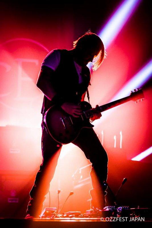 OZZFEST FESTIVAL (JAPON) - 21/11/15