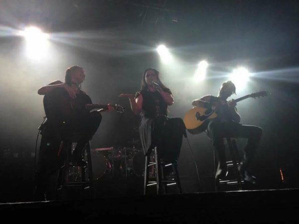 PARTIE II ; Récapitulatif : House Of Blues 30/04/16 (Orlando)