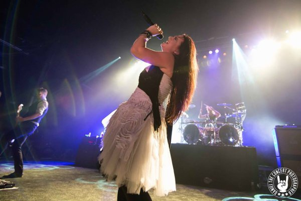 Review : Evanescence - South Side Ballroom, Dallas/TX 28/10/16 Partie I