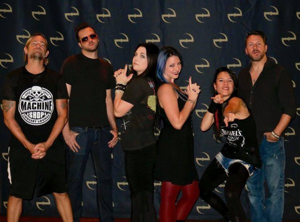 Review : Evanescence - Diamond Ballroom Oklahoma City/OK 30/10/16 Partie II