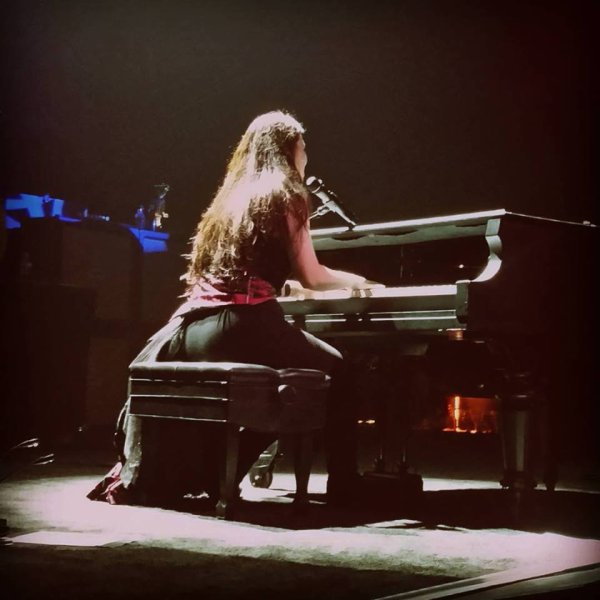 Review : Evanescence - The Moody Theater Austin /TX 01/11/16 Partie I