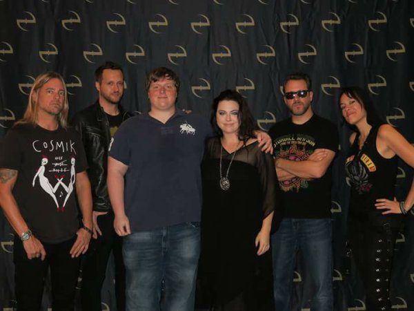 Review : Evanescence - The Moody Theater Austin /TX 01/11/16 Partie III