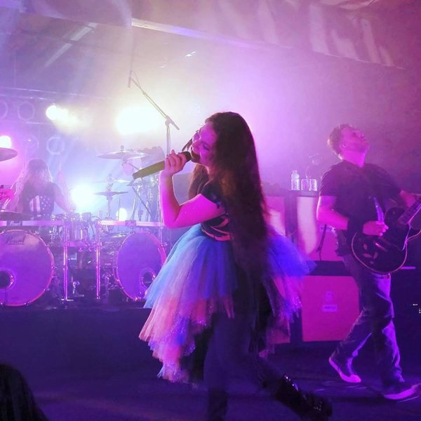 Review : Evanescence - Majestic Theater San Antonio/TX 03/11/16 Partie II