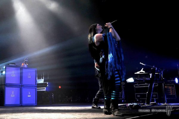 Review : Evanescence - Revention Music Center, Houston/TX 05/11/16 Partie II