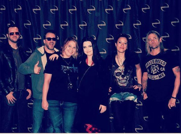 Review : Evanescence - Revention Music Center, Houston/TX 05/11/16 Partie III