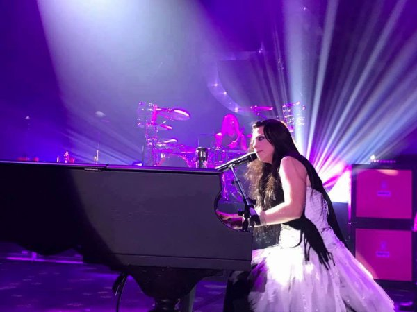 Review : Evanescence - Saenger Theatre New Orleans/LA 06/11/16 Partie I